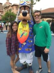 Fun Fact: We met at Disney World!