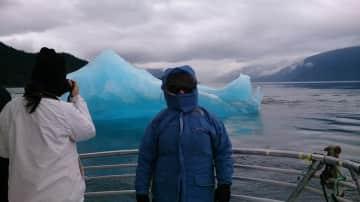 A flattering photo of me in Alaska