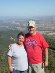 Rory & Gail - we like to travel too!