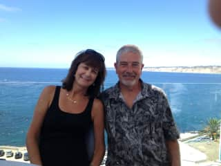 Rebecca and Robert