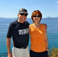Richard & Peggy