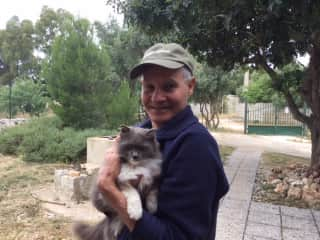 Bruno and Clementina  Cassible  Sicily