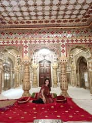Travel is education and inspiration - Jacinta in India