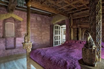 We love visiting Tudor places, and we are members of the National Trust