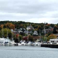 Summer sailing on Lake Superior/Bayfield, WI