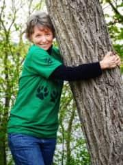 I'm a big Tree Hugger!