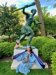Barnard College Graduation