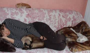 Perfect nap