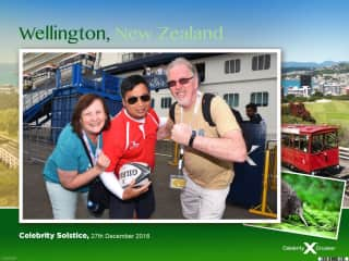 Kit & Alan Wellington NZ