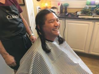 Love for locks hair donation.