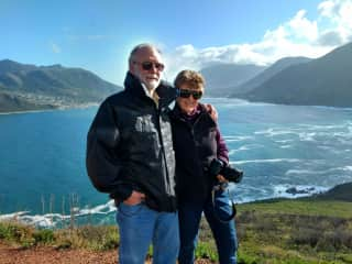 We love to travel.....Hout Bay, South Africa August 2018