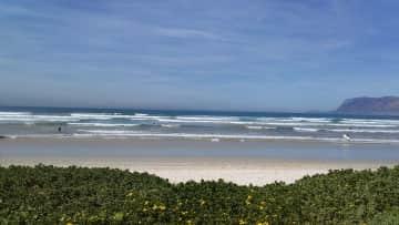 Muizenberg beach.