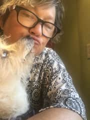 Kisses from Toby!!