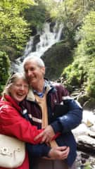 Kathleen and husband John