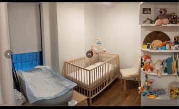 Our son's bedroom