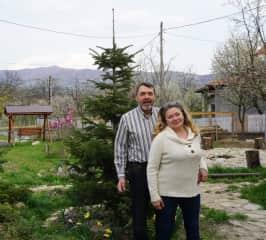 Sabina and Serban