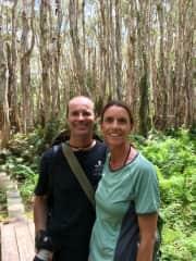 Andrew & Debbie