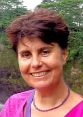 This is the world traveler Karina Sirimana