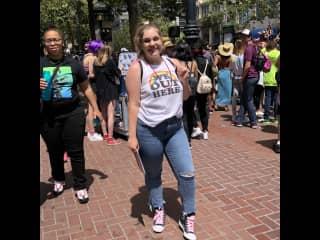 SF Pride Parade!