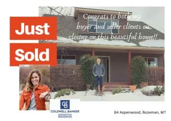 Real estate!
