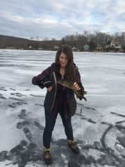 Ice fishing, angling of all sorts is a favorite hobby of mine.