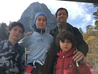 travelling in the Caucusus (North Osetia)
