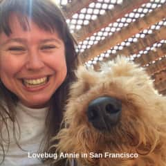 Annie in San Francisco