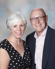 Pam and Gary Baker