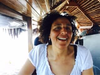 Myself on the Amazon River
