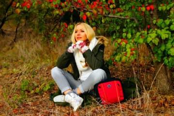 I love nature and beautiful fall colors