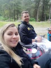 Camping Seward, Alaska