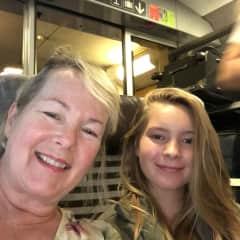 Margaret(Left) Megan (Right)