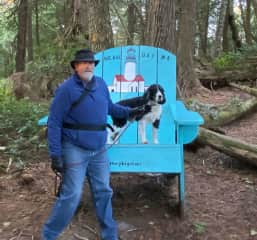Exploring with Riley - Port Ludlow housesit