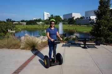 Riding around Tallahassee