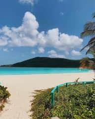 Flamenco Beach. One of the top beaches in the world.