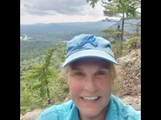 Love hiking!