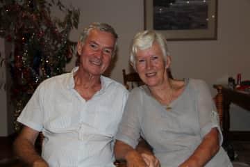 Gary and Joan
