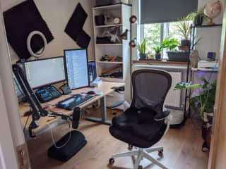 Eric's office
