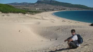 12km hike dunes of Bolonia, Cadiz