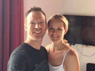 Mat and Anna
