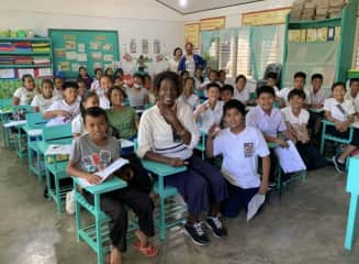 Is it in the classroom in the Philippines Feb 2020