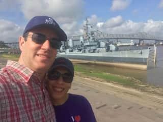 Fourth of July 2018 - USS Kidd, Baton Rouge