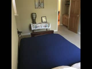 Double bed futon - 2nd bedroom