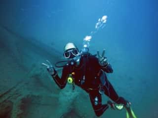 Time to meet underwater creatures