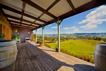 Caretaking Hartley Farm NSW