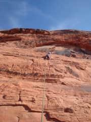 Rock Climbing in Las Vegas