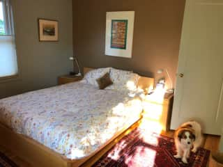 Bedroom, 1 of 3 to choose from