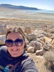 Driving through Utah; Antelope State Park (March 2021)