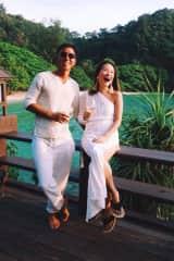 Weekend at Pangkor Laut Resort