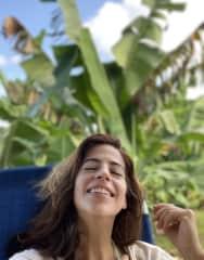 Enjoying the countryside in Rincón , Puerto Rico